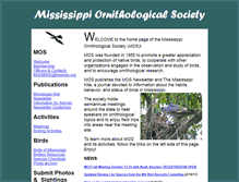Tablet Preview of missbird.org